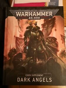 Warhammer 40k Dark Angels Codex 9th Edition