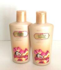 45962e3630 2x Victoria s Secret Coconut Passion Hydrating Body Lotion 4.2 oz   125 ml
