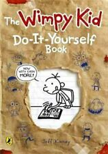 Diary of a Wimpy Kid Do-it-yourself Book by Jeff Kinney 9780141339665