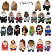 Novelty Themed Character Spuddy Couch Potato Remote Snack Holder Pocket Cushion