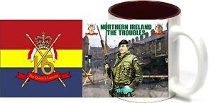 16th/5th The Queen's Royal Lancers Mug QRL Mug
