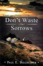 Don't Waste Your Sorrows by Paul E. Billheimer (1992, Trade Paperback)