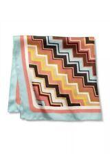 Missoni for Target - Women's Colore Zig Zag Silk Scarf BNWT Silk