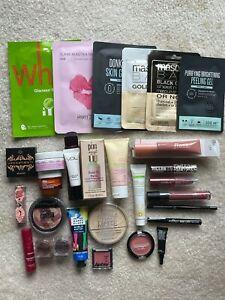 Lot of 29 Beauty/Make up Products - Origins, Benefit, Kopari, NYX