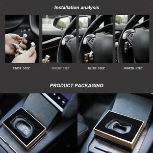 For TESLA Model 3 Y S X Counterweight ring Automatic Steer wheel Control booster