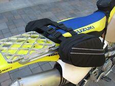 OBR ADV Gear 10l Enduro Dual Sport Motorcycle Saddle Bags Saddlebag