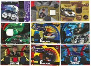 2004 VIP TRADIN' PAINT BRONZE #TPT12 Dale Jarrett #105/130!--ONE CARD ONLY!