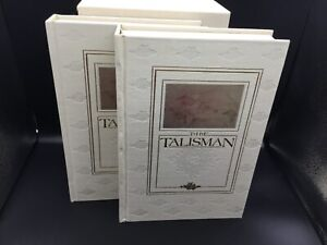 SIGNED NUMBERED Stephen King The Talisman Peter Straub 1984 First Edition SET