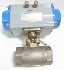 JAMESBURY PNEUMATIC DOUBLE-ACTING VALVE ACTUATOR VPVL300SR4/5BD