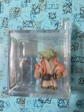 vintage 1980 kenner Star Wars Yoda Orange Snake/MIHK TAG AFA 80, RARE VARIATION!