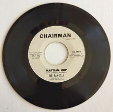 THE RAN-DELLS, MARTIAN HOP, CHAIRMAN#4403, 45 RECORD, 1963