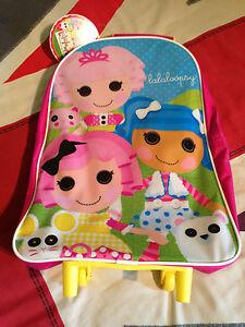 Lalaloopsy 40cm Wheeled Bag