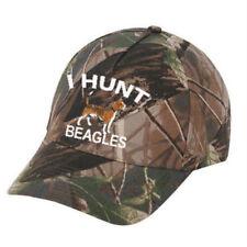 Cap Hat Camo Beagle Hound Dog Hunter Hunting Rabbit