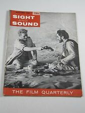 Sight and Sound Magazine:Lawrence of Arabia-Peter O'Toole- Autumn 1961