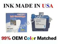 Replacement UV Dye Cyan ink tank for Canon W8200