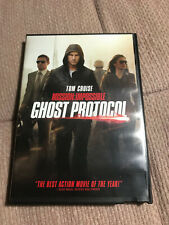 Mission: Impossible - Ghost Protocol )
