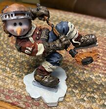 Boyds Bears Stanley.The Stickhandler Wee Folkstone #36507 1E 1998