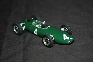 RBA 1/43 Scale BRM P57 Graham Hill 1962 Die Cast Model Legends of F1