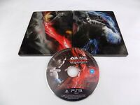 Mint Disc Playstation 3 Ps3 Tekken Tag Tournament 2 Steel Book Case Free Postage