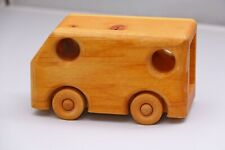 Vintage Unique Hand Crafted Wooden Truck