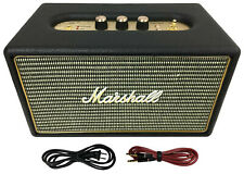 Marshall Acton Bluetooth Wireless Multi-Room Speaker Vintage Action - Black OEM