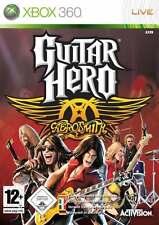 Guitar Hero Aerosmith XBOX360 USATO ITA