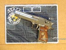 BIOHAZARD RESIDENT EVIL S.T.A.R.T.S. CAPCOM Gun Tools Maintenance Rubber Mat