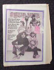 1971 ROLLING STONE Magazine FN #94 Beach Boys - Black Sabbath - Joan Baez