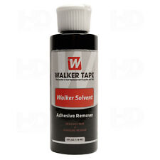 Walker Adhesive / Glue Remover for Hairpiece Hair Extension Wig Toupee 4oz *NEW*
