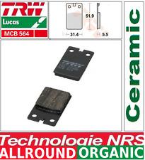 2 Plaquettes frein Avant TRW MCB564 Organic Simson Habicht 50 96-01