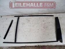 BMW E60 E61 5er Türleiste hinten rechts Shadow Line hochglanz Blende Rahmen 760