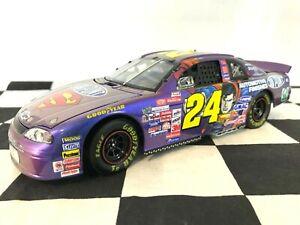PROTOTYPE ELITE 1:24 Jeff Gordon #24 DuPont Superman 1999 Chevrolet Monte Carlo