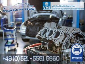 BMW 3 E90 E91 E92 330d xDrive 245PS 2993ccm N57D30A Motorinstandsetzung
