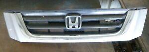 Honda CRV 10/97-11/01 Grille (Silver)