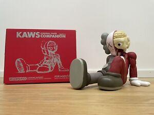 KAWS Resting Place, OriginalFake. MEDICOM Toy.