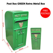 Irish Cast Iron Post Box Pillar Letterbox Royal Mail Mailbox( For Ireland Only)