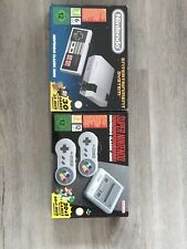 Super Nintendo / SNES Mini  & NES Classic Mini OVP / NEU