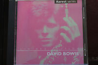 David Bowie Limited Edition Rarest Series 12 Trk CD Mint Early Pressing !!!