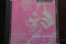 Rare David Bowie Limited Edition Rarest Series 12 Trk CD Mint Early Pressing !!!