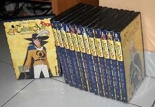 13 Dvd IL TULIPANO NERO Raccolta completa – De Agostini 2006 Collezione Anime