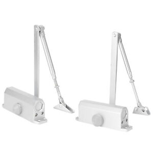 Door Closers Hydraulic Buffer Door Stopper Automatic 180 Degrees Positioning GH