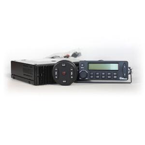 Bluetooth Enabled Custom Autosound Secretaudio SST Hidden Stereo Radio 200 w *g