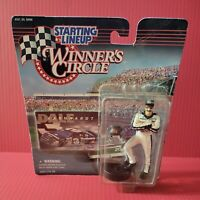 Starting Lineup New 1997 Winners circle Dale Earnhardt Figurine and card