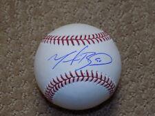 Mookie Betts OML Signed Autographed Baseball Boston Red Sox JSA