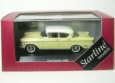 Opel Kapitän (amarillo/blanco) 1958