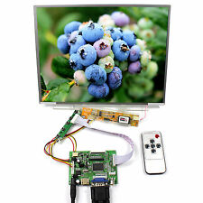 HDMI VGA 2AV Control Board 12.1inch 1024x768 N121X5 LTN121XJ HT121X01 Lcd Panel