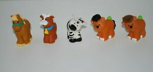 Fisher Price Little People Animals lot
