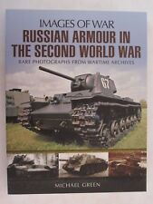 Book: Russian Armour the Second World War (Images of War)