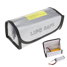 RC Lipo Battery Safe Bag Fireproof Explosion Proof Sack for Charge & Storage