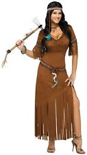 Indian Summer Adult Costume